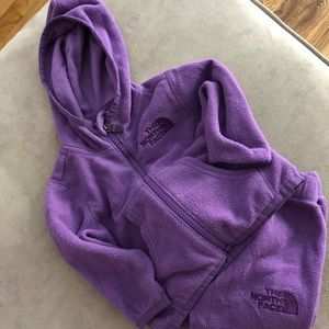The NorthFace Girls size 3-6 months